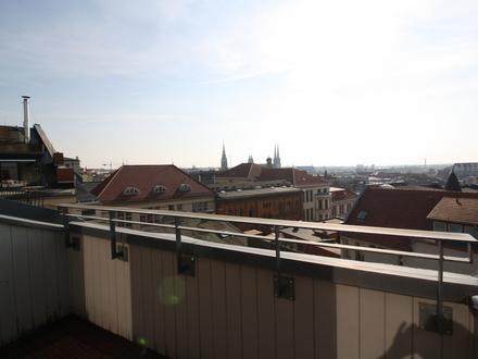 Absolutes Highlight...Loft-Wohnung mitten in der City!!!