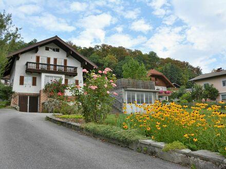 Einfamilienhaus in Mattsee mit 2. Bauparzelle