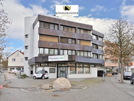 2-Zimmer Wohnung im Stadtzentrum von Wernau