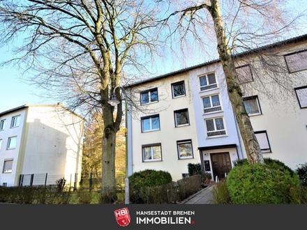 Woltmershausen / Kapitalanlage: Schicke 2-Zimmer-Wohnung mit Süd-Ost-Balkon