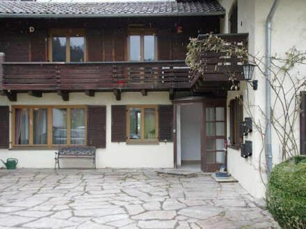 1-Zimmer-Mietwohnung im Erdgeschoss