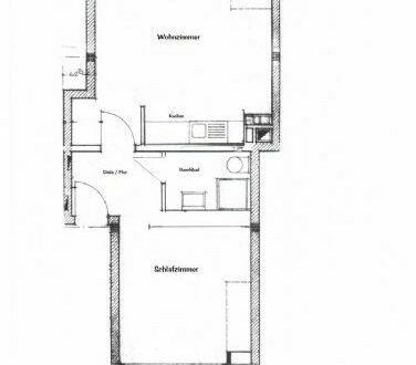 2-Zimmer-Wohnung Neustadt