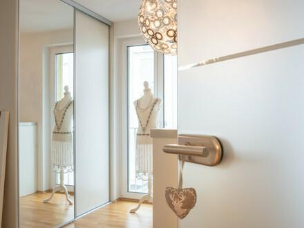 Genuss pur - in einer der schönsten und bestgelegenen Penthouse Wohnungen von Günzburg!