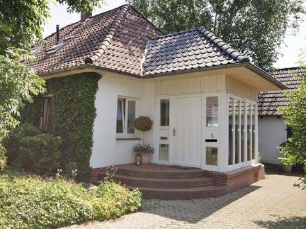 Freistehendes Einfamilienhaus in ruhiger Lage von Brake
