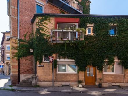 Großzügige 5-Zimmer-Altbauwohnung im Stuttgarter Süden!