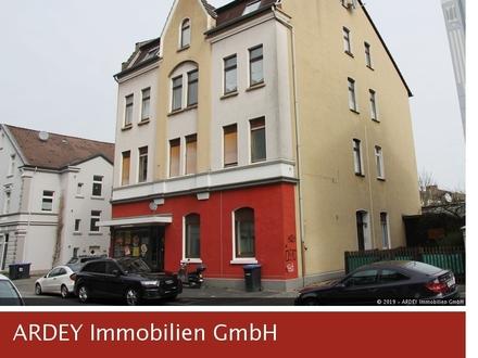 Witten-Annen: Charmantes Mehrfamilienhaus mit Entwicklungspotenzial in zentraler Lage!