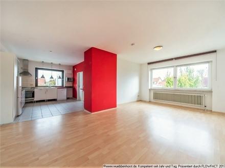 Großzügig geschnittene Obergeschosswohnung mit 2 Stellplätzen in Osternburg