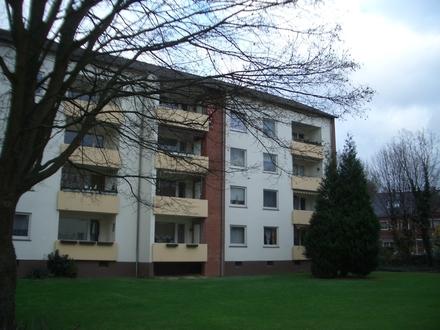 Helle Wohnung in gepflegter Anlage