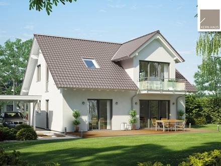 Familienglück pur auf ca. 152 m²! (inklusive Grundstück)