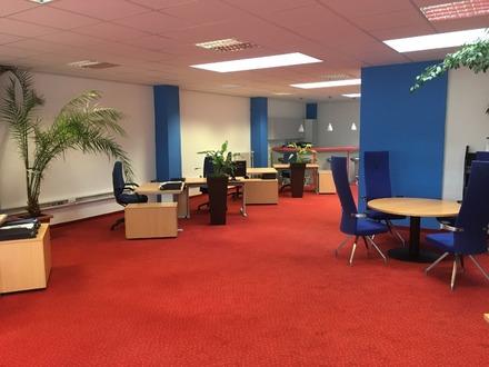 Coworking Space in Mainz – Schreibtischarbeitsplatz in Bürogemeinschaft