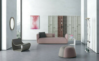 Zarte Farben bei Möbeln und Deko