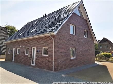 Neubau-Erstbezug! Doppelhaushälfte in ruhiger Wohnlage
