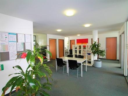 Lichtdurchflutete moderne Bürofläche inkl. Nebenkosten- Mitten im Herzen Darmstadts!