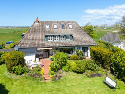 Haus Rielwig - Weitblick, Wattblick, Wiesenblick