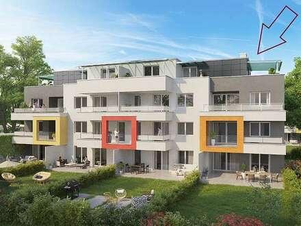 Tolle Dachterrassenwohnungen mit traumhafter Aussicht in Gralla bei Leibnitz.