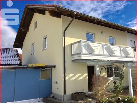 Attraktive Doppelhaushälfte in Taufkirchen bei Kraiburg a. Inn