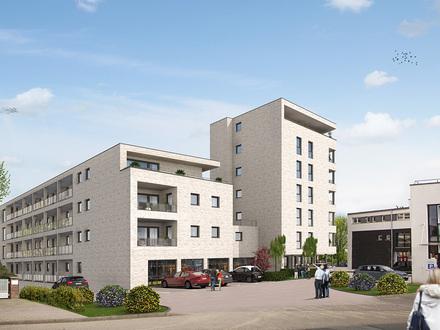 Greven - Neubauwohnung - barrierefrei - Erdwärme/Solar