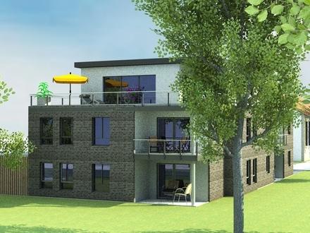 Oldenburg: Neubau-Erdgeschosswohnung in top Lage am Flötenteich, Obj. 4653