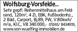 Wolfsburg-Vorsfelde...