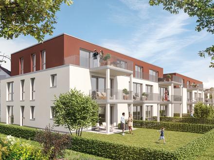 B08 Offen gestaltete 3 Zimmer Penthousewohnung
