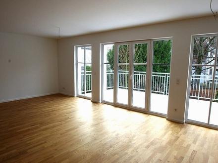 Schicke, loftähnliche 3-Zimmer-Wohnung mit großem Balkon und PKW-Stellplatz - Innenstadtlage