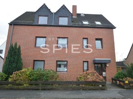 Modernisierte 2,5-Zimmer-Dachgeschoss-Wohnung mit Wintergarten in Vegesack