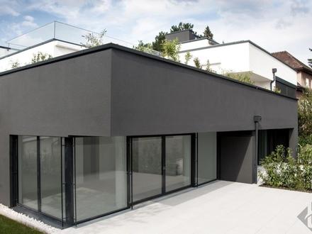 Architektenvilla Nonntal - Elegante Gartenwohnung in sehr zentraler Lage!