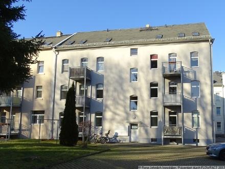 Perfekte 4 Raum Wohnung in Bernsdorf