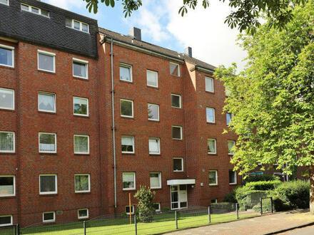 TT bietet an: Komfortabel wohnen in Fedderwardergroden! 2 ZKB Eigentumswohnung mit Balkon!