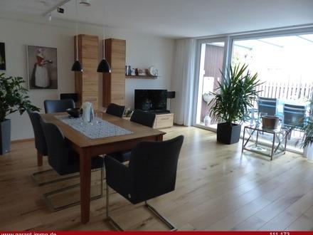 Modernes, stadtnahes Passiv-Haus in kleiner, grüner Oase!