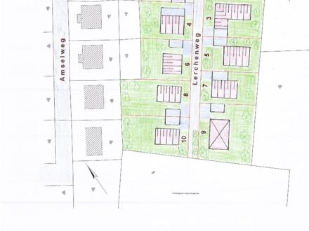 Baugrundstücke in Rodewisch, voll erschlossen, Ortsrandlage