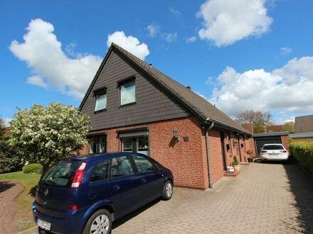 Ansprechendes Einfamilienhaus mit Garage und ELW in attraktiver Wohnlage in Niebüll