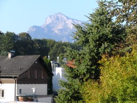 Aigen: 2- Zimmer Wohlfühloase, 58 m² mit Balkon