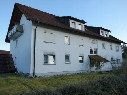 4 - Zimmer Wohnung in ruhiger Wohnlage in Pfullendorf