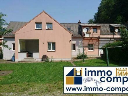 Mehrfamilienhaus in Peggau (4 Wohneinheiten) Widmung, Kerngebiet, Dichte 0,5-2,5