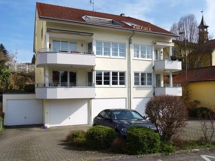 Helle und gepflegte 3 Zimmer-Wohnung mit Südwestbalkon, EBK sowie Garage in Untergruppenbach-Obergruppenbach