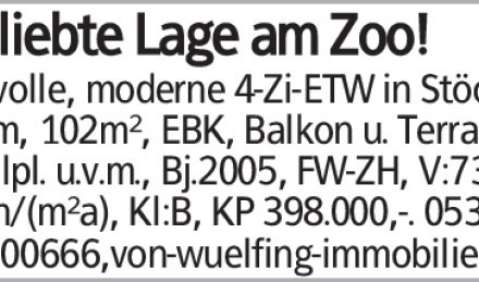 Eigentumswohnung in Braunschweig (38124)