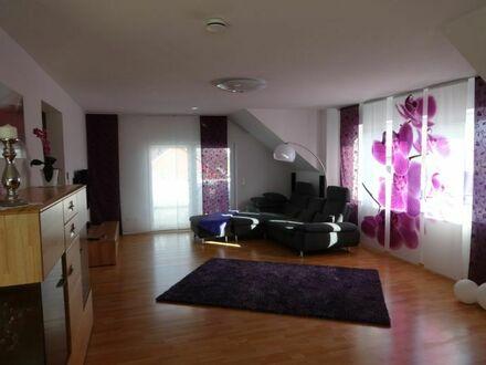 4,5 Zi. Mais.Wohnung in 2-Fam.Haus in Ellhofen