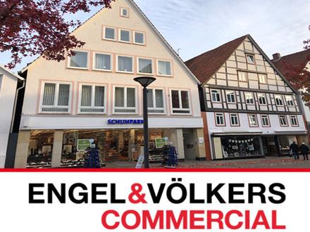 Wohn- und Geschäftshaus Ensemble in Top-Lage in Rinteln
