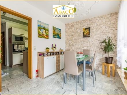 5 Zimmer EG Wohnung in einem 3 Familienhaus in Gruibingen mit Whirlpool, Terrasse und 2 Balkonen