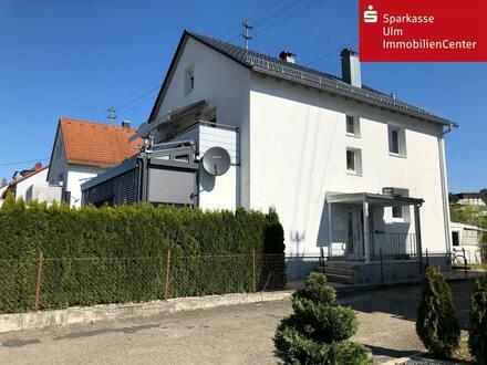 Großzügige 3,5-Zimmer Maisonette-Wohnung in zentraler Lage in Blaustein