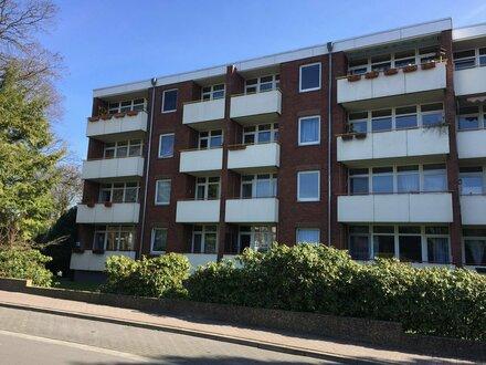 Helle 1 Zimmerwohnung mit Balkon in Oldenburg zu vermieten!