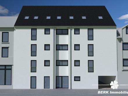 BERK Immobilien - NEUBAU - 3-Zimmer-ETW mit Süd-West Balkon