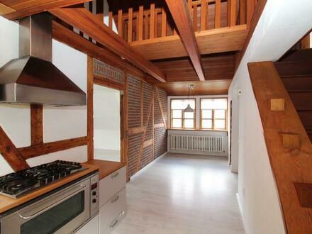 Wasserblick über den Dächern von Arnis! Maisonett-Eigentumswohnung bei 24376 Kappeln an der Schlei