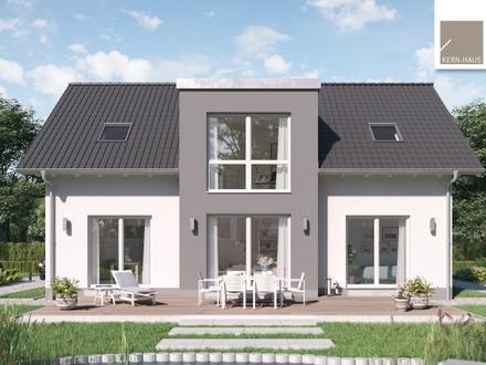 Ein charaktervolles Architektenhaus mit großem Familienbad! (inkl. Grundstück)