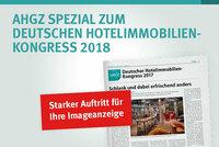 AHGZ Spezial zum Deutschen Hotelimmobilien-Kongress 2018
