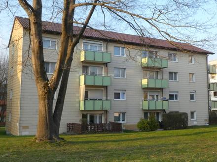 Kapitalanlage | Vermietete 3-Zimmerwohnung mit Balkon in Crailsheim