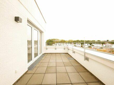 Juwel auf 108qm! 2- Zimmer Wohnung mit EBK und 4x Dachterrasse