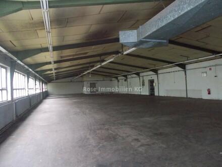 Rose-Immobilien-KG: Lager-/Produktionshallen in Rinteln!