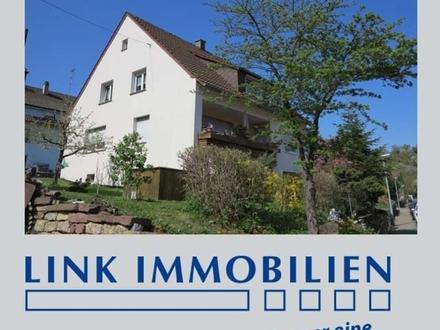 *Kapitalanleger aufgepasst! Vermietetes 2-FH in Mönsheim bei Weissach*